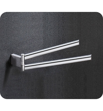 Nameeks 5523-13 Gedy Swivel Towel Bar