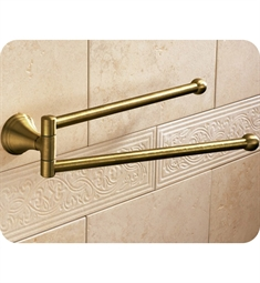 Nameeks 7523-44 Gedy Swivel Towel Bar
