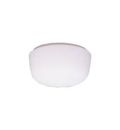 Kichler Ceiling Space Collection Flush Mount 2 Light in White
