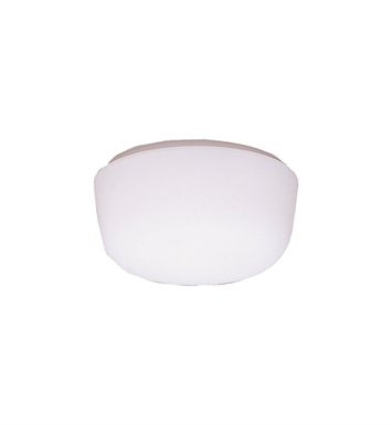 Kichler 8010WH Ceiling Space Collection Flush Mount 2 Light in White