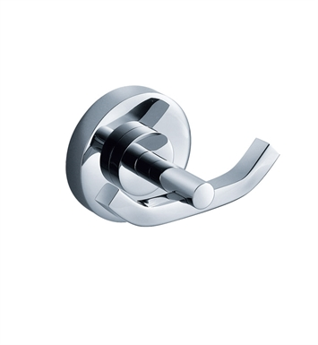 Fresca FAC0802 Alzato Robe Hook in Chrome