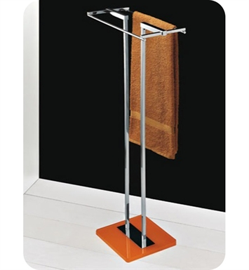 Nameeks 4577-14 Toscanaluce Towel Stand With Finish: Black