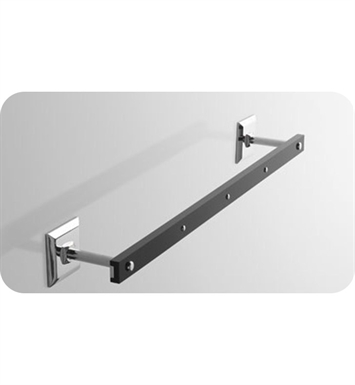 Nameeks G209-14 Toscanaluce Towel Bar With Finish: Black