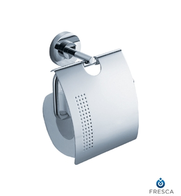 Fresca FAC0826 Alzato Toilet Paper Holder in Chrome