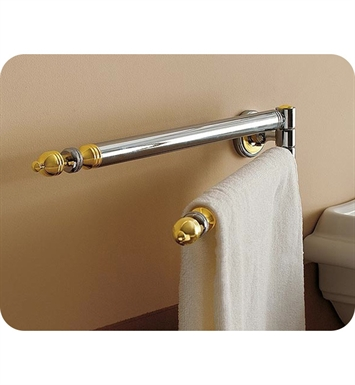Nameeks 6519 Toscanaluce Swivel Towel Bar