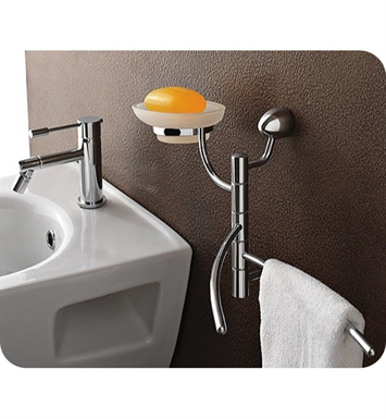 Nameeks 9018 Toscanaluce Swivel Towel Bar