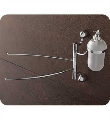 Nameeks 9028 Toscanaluce Swivel Towel Bar