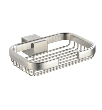 Fresca FAC1409BN Ellite Soap Basket in Brushed Nickel
