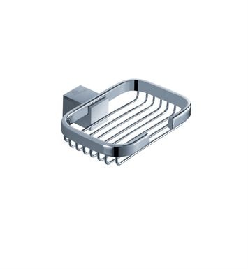 Fresca FAC1409 Ellite Soap Basket in Chrome