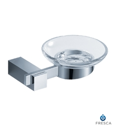 Fresca Ellite Soap Dish in Chrome