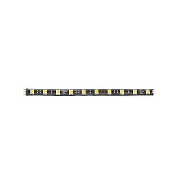 Kichler 25H36BK LED Indoor Damp Tape Light in Black Finish