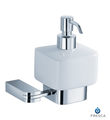 Fresca FAC1323 Solido Lotion Dispenser (Wall Mount) in Chrome
