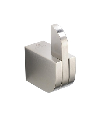 Fresca FAC1301BN Solido Robe Hook in Brushed Nickel