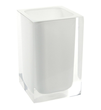 Nameeks RA98-SL Gedy Toothbrush Holder With Finish: Silver