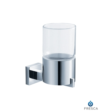 Fresca FAC1110 Glorioso Tumbler Holder in Chrome