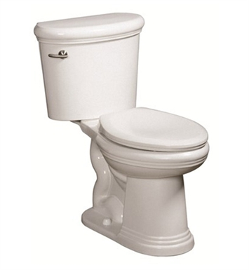 Danze DC013330WH-DC012323WH Orrington 2 Piece High Efficiency Toilet in White