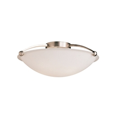 Kichler Semi-Flush 5 Light in Brushed Nickel