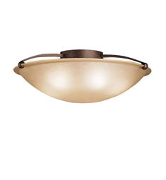 Kichler Semi-Flush 5 Light in Tannery Bronze