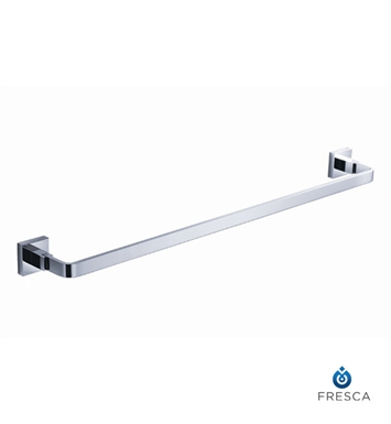 "Fresca FAC1136 Glorioso 20"" Towel Bar in Chrome"