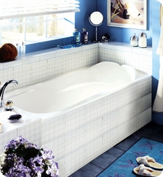 Neptune Daphne Customizable Bathroom Tub Without Skirt
