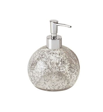 Nameeks ME80-SL Gedy Soap Dispenser With Finish: Silver