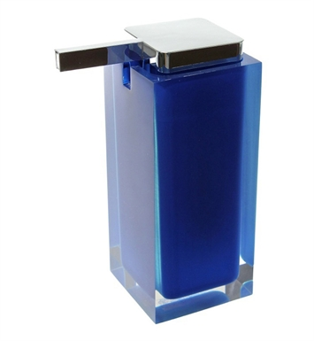 Nameeks RA80-SL Gedy Soap Dispenser With Finish: Silver