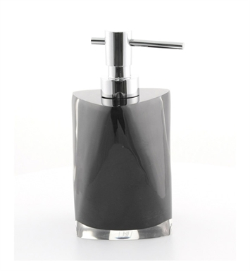 Nameeks 4681-SL Gedy Soap Dispenser With Finish: Silver