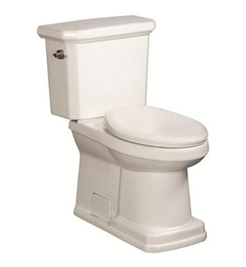 Danze DC023230WH-DC022221WH Cirtangular® 2 Piece Toilet in White