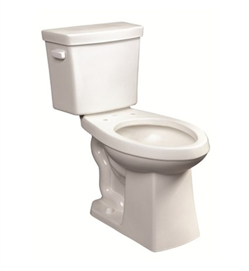 Danze DC063330WH-DC062321WH Cobalt 2 Piece High Efficiency Toilet in White
