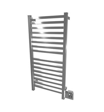 Amba Q-2042P QUADRO Towel Warmer With Finish: Polished