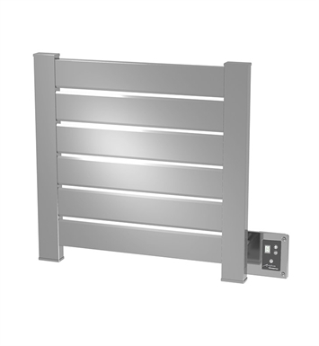 Amba V-2322B VEGA Towel Warmer With Finish: Brushed