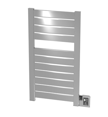 Amba V-2342B VEGA Towel Warmer With Finish: Brushed