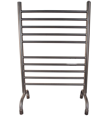 Amba SAFS-24P SOLO Freestanding Towel Warmer With Finish: Polished