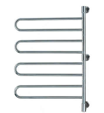 Amba B004B Jill Towel Warmer With Finish: Brushed