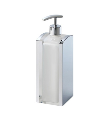 Nameeks 1181-57 Gedy Soap Dispenser With Finish: Grey
