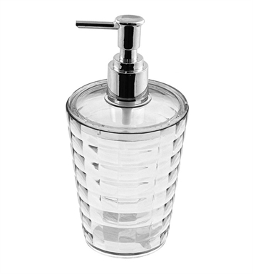 Nameeks GL80-14 Gedy Soap Dispenser With Finish: Black
