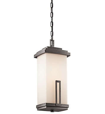 Kichler 49115AVI Outdoor Hanging Pendant 1 Light
