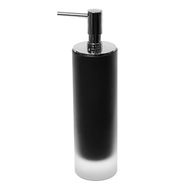 Nameeks TI80-14 Gedy Soap Dispenser With Finish: Black