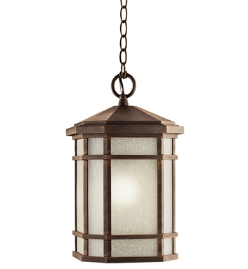Kichler 9511PR Outdoor Hanging Pendant 1 Light