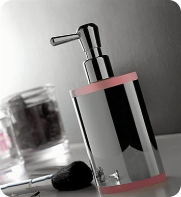 Nameeks 5563-14 Toscanaluce Soap Dispenser With Finish: Black
