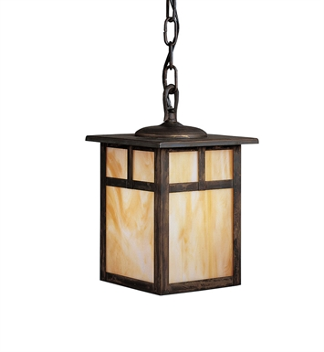 Kichler 9849CV Outdoor Hanging Pendant 1 Light