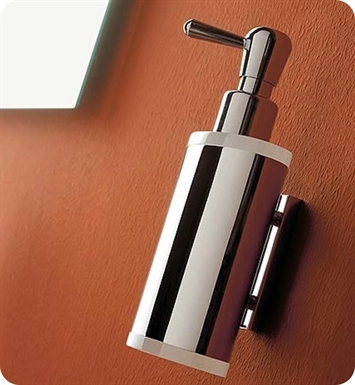 Nameeks 5523-14 Toscanaluce Soap Dispenser With Finish: Black