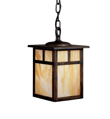 Kichler 10958CV Outdoor Pendant 1 Light Fluorescent