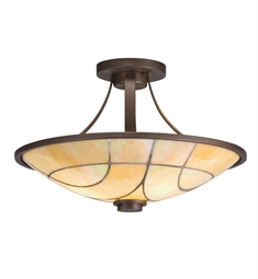Kichler Spyro Collection Semi Flush 2 Light