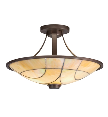 Kichler 69125 Spyro Collection Semi Flush 2 Light