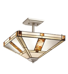 Kichler Bryce Collection Semi Flush 3 Light