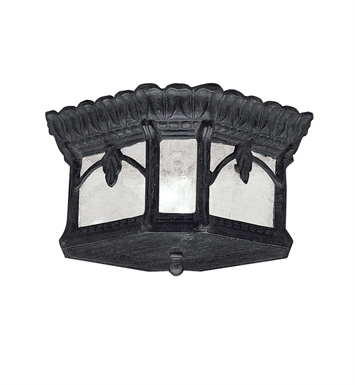 Kichler 9854LD Outdoor Flush Mount 2 Light With Finish: Londonderry