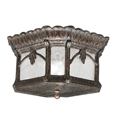 Kichler Outdoor Flush Mount 2 Light in Londonderry