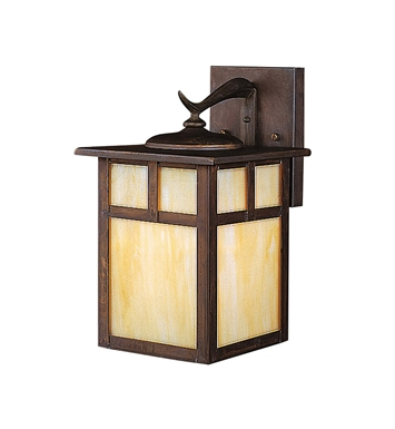 Kichler 9651CV Alameda Collection 1 Light Outdoor Wall Sconce in Canyon