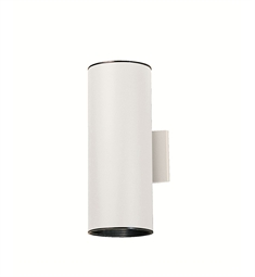 Kichler Two Light Outdoor Wall Sconce in White